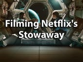 Filming Netflix's Stowaway: Replicating space in VR is no small task