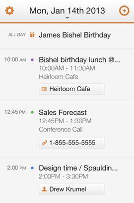 Tempo for iOS - 5