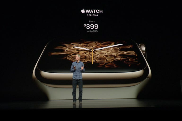 New Apple Watch: Pricing and release date