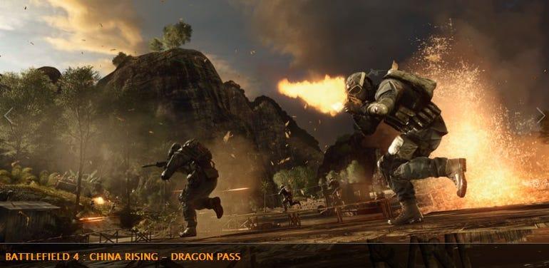 Battlefield 4: China Rising