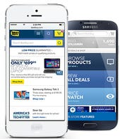 mobile app shoping