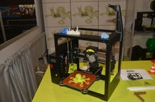 Getting to know the LulzBot Mini multi-filament printer