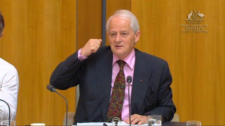 Liberal MP Philip Ruddock