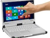 Panasonic Toughbook C2 takes Windows 8 on the road