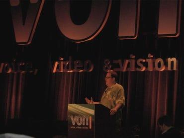 Jeff Pulvef at VON '07