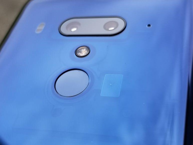 See-through back design