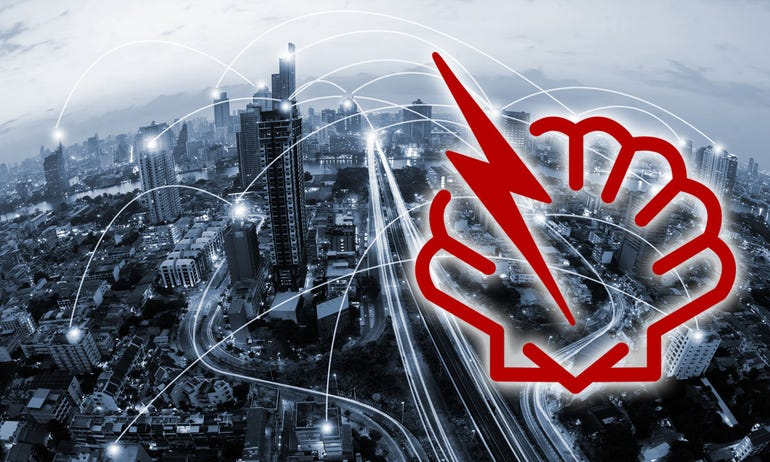 The first generation of IoT DDoS attacks