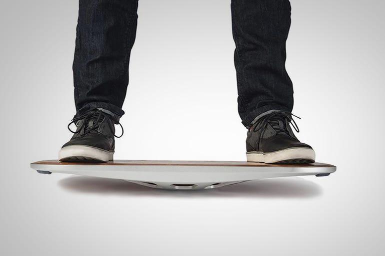 Balance boards or matts