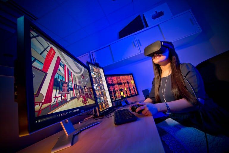 Virtual Reality Study