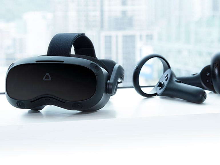 HTC Vive Focus 3 review: A premium standalone VR headset for business