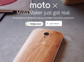 Bamboo back option appears for custom Moto X