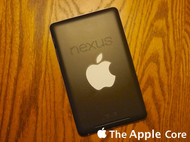 The Nexus 7 is only missing one thing - Jason O'Grady
