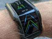 Nubia Watch hands-on: 4-inch flexible display offers a glimpse of our wearable future