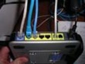 Image Gallery: My router setup in action