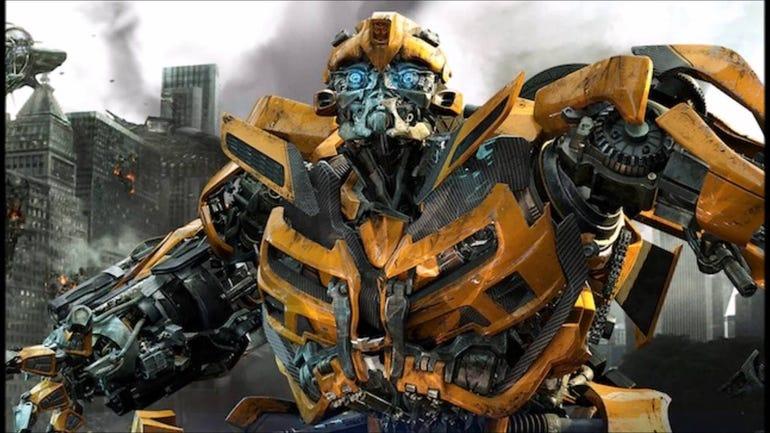 17. Transformers (2007)