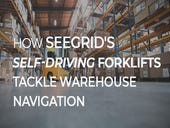 How Seegrid's self-driving forklifts tackle warehouse navigation