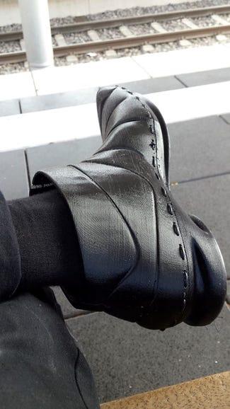 Shoe by Shwetabh Jo