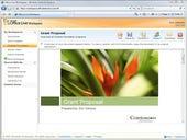 Microsoft Office Live Workspace Sneak Peek