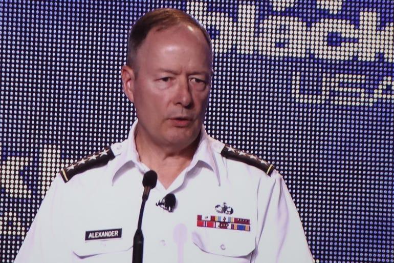 Gen. Keith Alexander, Director of the NSA Keynote: Black Hat USA 2013