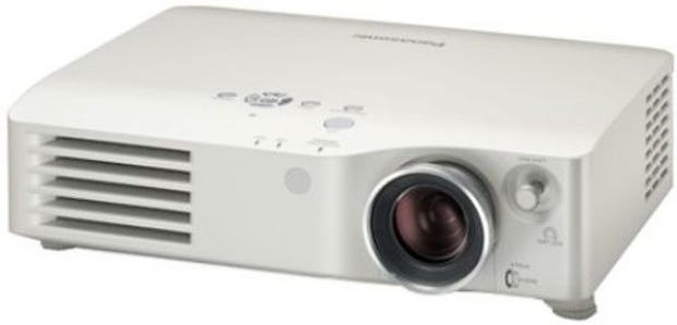 Panasonic HD front projector