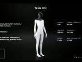 Tesla Bot: A concept humanoid robot embedded with Tesla's vehicle AI