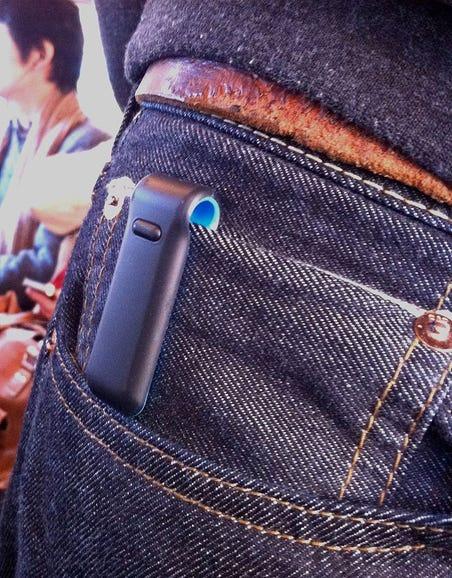 2009: Fitbit Tracker