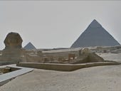 Behind the scenes of how Google brought Street View to the Pyramids