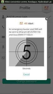 Meru App_ICE ALERT