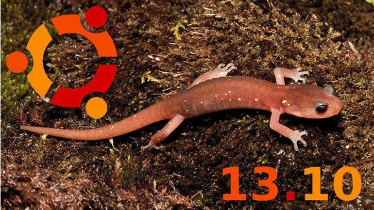 Ubuntu-1310: Saucy Salamander