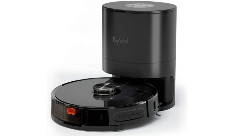 Kyvol Cybovac S31 robot vacuum review ultra-powerful quiet two-in-one cleaning and long battery life zdnet
