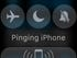 Ping your iPhone
