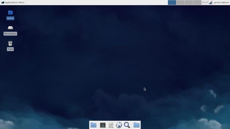 Fedora 21 Xfce