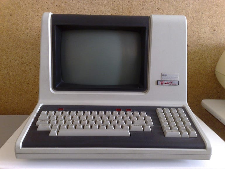 Nostalgia Tech ZDNet