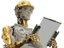 Latest IT staffers: Software robots for data entry and process tasks