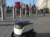 Skype's co-creator wants this cute six-wheeled robot to deliver your shopping (and cut congestion too)
