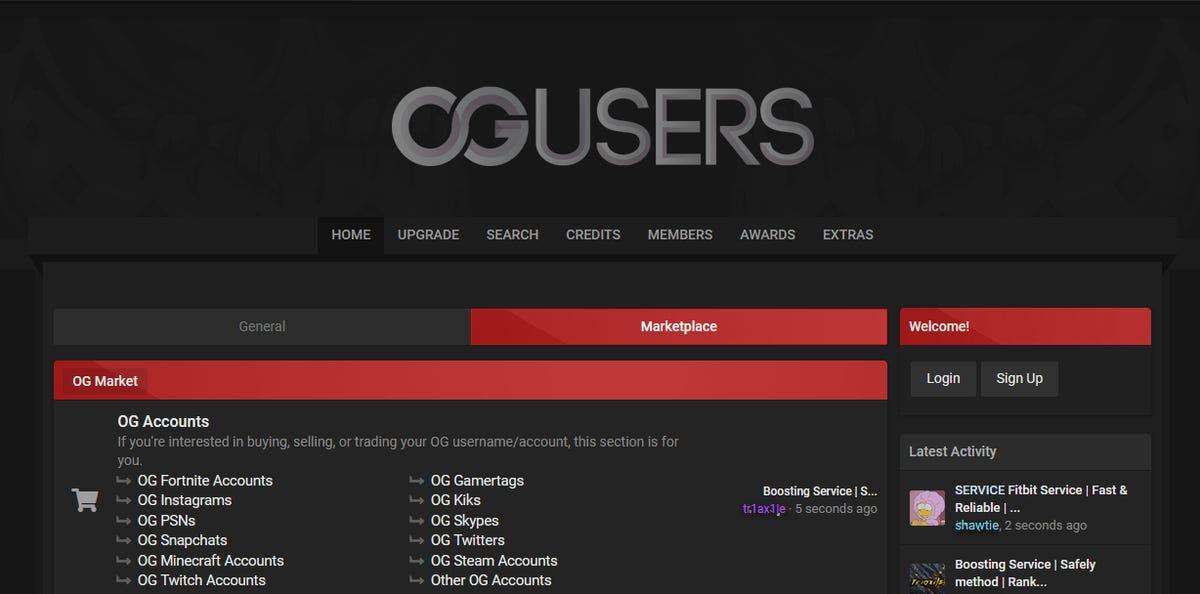 OGUsers