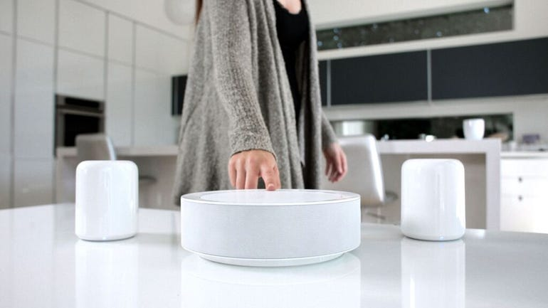 HiddenHub acoustic system uses IoT to adapt to your environment ZDNet