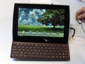 Asus's Eee Pad tablets show off Android 3.0