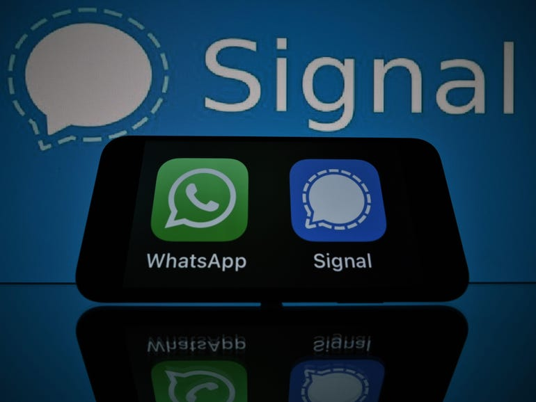 Facebook bans Signal's attempt to run transparent <b>Instagram</b> ad campaign thumbnail