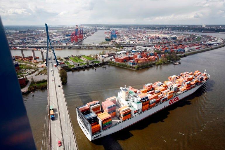 Image: Hamburg Port Authority