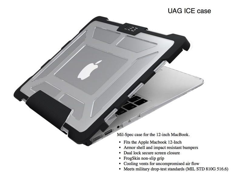 UAG ICE case