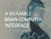 A wearable brain-computer interface