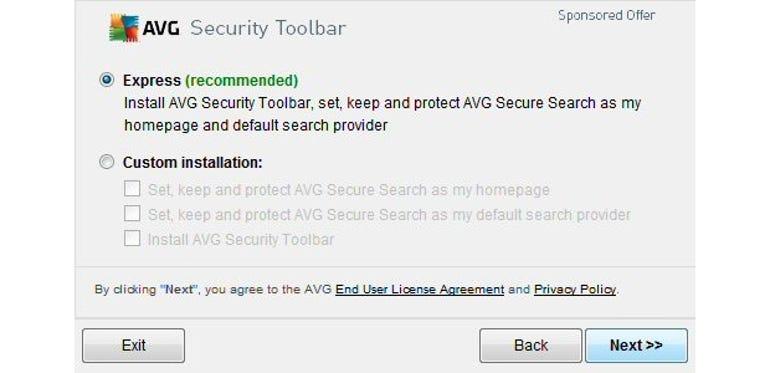 AVG responds: Plans to update its toolbar installer, uninstaller