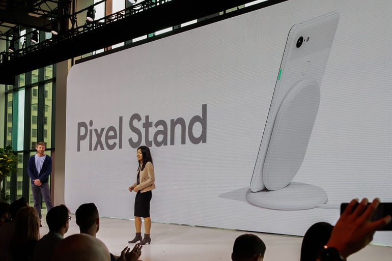 Pixel Stand: Last, but not least