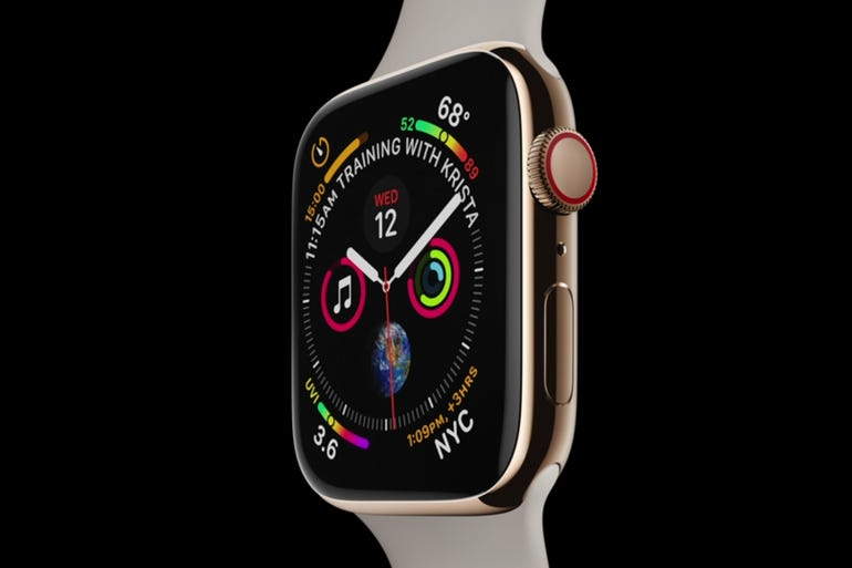 New Apple Watch: Introducing Apple's latest smartwatch