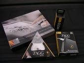 ZAGG iPad Summer Survival Pack; ZAGGfolio, ZAGGsparq 2.0, ZAGGsmartbuds, and more