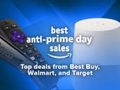 The best anti-Prime Day deals: Sales from Walmart, Best Buy, and elsewhere