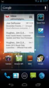 Image Gallery: Galaxy Nexus home screen