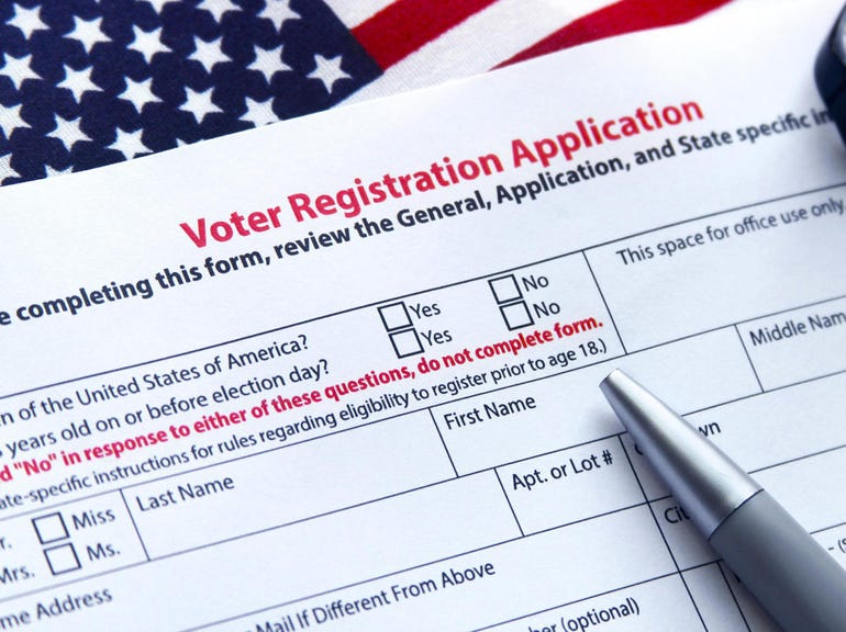 21. Don't put your entire batch of US voter records on the internet