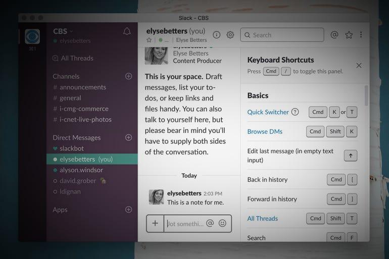 Who doesn't love keyboard shortcuts?